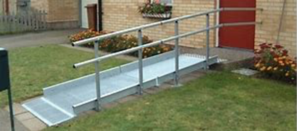 Paediatrcic Access Ramp